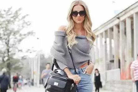 新闻传媒 | 灰色服饰秋日走起,清冷的格调更加高级