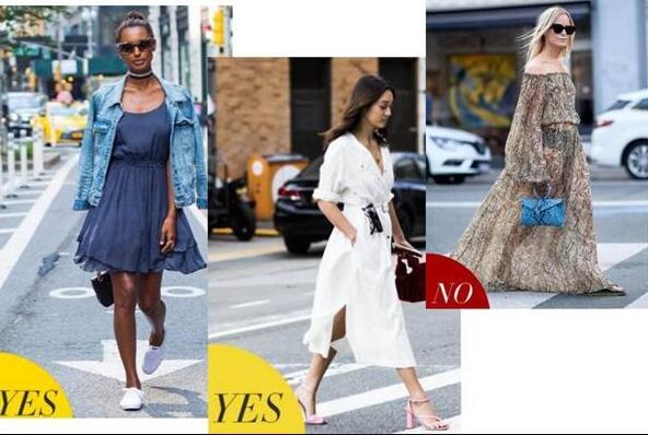 新闻中心:连衣裙这样挑,穿出专属时髦与优雅(长度及领型篇)